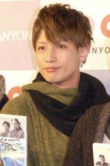 Dステ15th『駆けぬける風のように』DVD発売記念スペシャルトーク会を行ったD-BOYS・陳内将 (C)ORICON NewS inc.