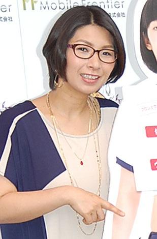 サムネイル 第3子妊娠を発表したクワバタオハラ・くわばたりえ (C)ORICON NewS inc.
