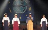 復活公演を開催したユニット・寿隊。(左から)金子結稀、MIYUMI、木梨夏菜、相澤綾香。(C)De-View