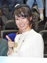 上映会に出席した三石琴乃 (C)ORICON NewS inc.