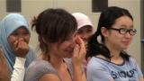 7ヶ国語で落語を演じると話題の落語家・三遊亭竜楽が初のDVD『三遊亭竜楽の七カ国語RAKUGO』を発売。英語版「味噌豆」で爆笑する東京農工大学で留学生