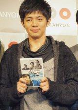 平成26年度(第69回)文化庁芸術祭賞 演技部門新人賞を受賞した和田正人。(C)DeView