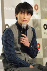 土方歳三を演じたD-BOYS卒業生の遠藤雄弥。(C)DeView