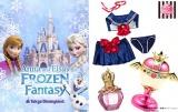 2014年、女子の心をわしづかみにした『アナと雪の女王』と『美少女戦士セーラームーン』