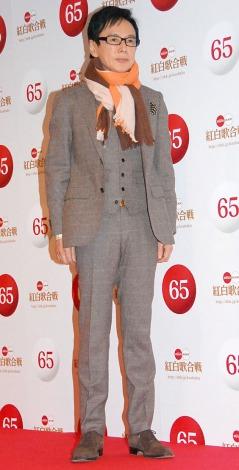 来年デビュー50周年記念を迎える森進一=『第65回NHK紅白歌合戦』の初日リハーサル (C)ORICON NewS inc.