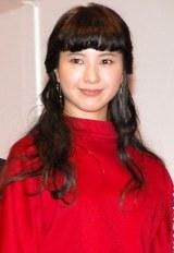『第65回紅白歌合戦』初日リハーサルを行った吉高由里子 (C)ORICON NewS inc.