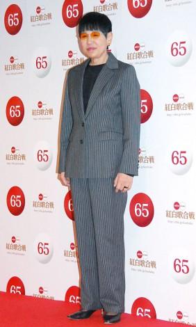 『第65回紅白歌合戦』初日リハーサルに参加した和田アキ子 (C)ORICON NewS inc.