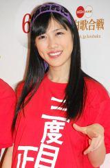 『第65回紅白歌合戦』初日リハーサルに参加したももいろクローバーZ・ 佐々木彩夏 (C)ORICON NewS inc.