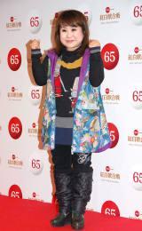 『第65回NHK紅白歌合戦』初日リハーサルに参加した天童よしみ (C)ORICON NewS inc.