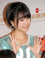 『第65回紅白歌合戦』リハーサルに参加したHKT48・朝長美桜 (C)ORICON NewS inc.