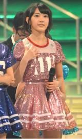 『第65回紅白歌合戦』リハーサルに参加したHKT48・宮脇咲良 (C)ORICON NewS inc.