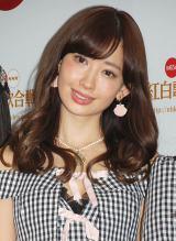 『第65回NHK紅白歌合戦』の初日リハーサルに参加したAKB48・小嶋陽菜 (C)ORICON NewS inc.