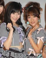 (左から)渡辺麻友、高橋みなみ (C)ORICON NewS inc.