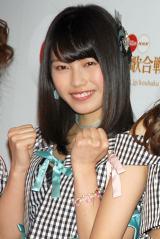 『第65回NHK紅白歌合戦』の初日リハーサルに参加したAKB48・横山由依 (C)ORICON NewS inc.