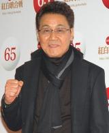 『第65回NHK紅白歌合戦』の初日リハーサルに参加した五木ひろし (C)ORICON NewS inc.