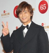 『第65回NHK紅白歌合戦』の初日リハーサルに参加した氷川きよし (C)ORICON NewS inc.