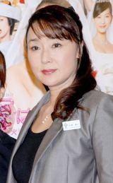 田宮五郎さんの死去後初のブログで感謝の言葉をつづった浅野ゆう子 (C)ORICON NewS inc.
