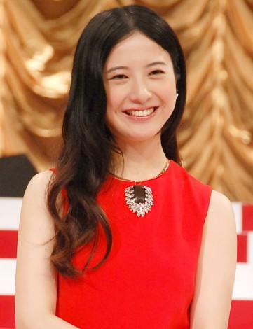 優しい笑顔がかわいい吉高由里子