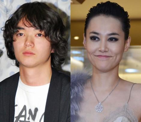 サムネイル 元日に結婚を発表した染谷将太と菊地凛子 (C)ORICON NewS inc.