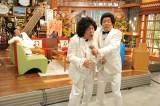 西川のりおとぼんちおさむのやりたい放題ぶりにスタジオは大混乱!1月2日放送『新春大売り出し!さんまのまんま』(C)関西テレビ