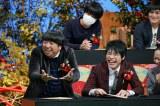 1月2日放送『共感百景〜痛いほど気持ちがわかる あるある〜』(前列左から)日村勇紀、川島明、(後列左から)清野とおる、大橋裕之(C)テレビ東京