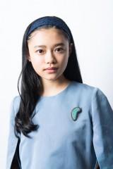 映画『繕い裁つ人』(1月31日公開)に出演する杉咲花(写真:鈴木一なり)