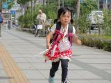 『パパはおつかいディレクター』東京都・江東区(こうとうく)夏希(なつき)ちゃん 4歳 9か月(C)日本テレビ