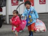 『ボクのせいだ』山梨県・市川三郷町(ちかわみさとょう) 海斗(かいと)くん 5歳 0か月 & 美夢(みゆ)ちゃん 2歳 9か月(C)日本テレビ