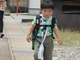 『清水(しょうず)』富山県・黒部(くろべ)市 樹(たつき)くん 3歳 3か月(C)日本テレビ