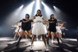 新年初公演『走』で11曲を披露したLinQ