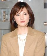 7年ぶりの民放連ドラ主演作へ意気込みを語った田中麗奈 (C)ORICON NewS inc.