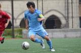 J3・藤枝MYFCに加入する添田隆司選手(写真は東大サッカー部時代)
