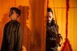 ヒュー・ジャックマン(右)が海賊黒ひげを演じる映画『PAN(仮題)』 (C)2015 WARNER BROS. ENTERTAINMENT INC. AND RATPAC-DUNE ENTERTAINMENT LLC