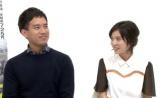 三浦貴大(左)、松岡茉優(右) (C)ORICON NewS inc.