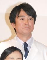 TBS系ドラマ『まっしろ』制作発表会見に出席した石黒賢 (C)ORICON NewS inc.