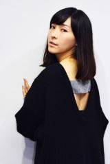 『怪奇恋愛作戦』(テレビ東京系)でドラマ初主演に挑んだ麻生久美子 (C)oricon ME inc.