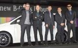 「この道を行こう」のMVでメルセデス・ベンツとコラボしたRIP SLYME(左からRYO-Z、ILMARI、SU、PES、FUMIYA) (C)ORICON NewS inc.
