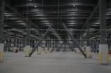 1万4300坪の敷地面積と、1万4250坪の延床面積を持つ「大井川センター」の内観