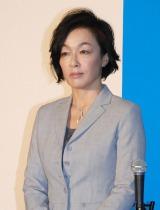 フジテレビ系ドラマ『ゴーストライター』の働く女性限定記者会見に出席したキムラ緑子 (C)ORICON NewS inc.