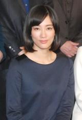フジテレビ系ドラマ『ゴーストライター』の働く女性限定記者会見に出席した水川あさみ (C)ORICON NewS inc.