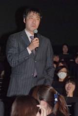観客に紛れていた上原浩治投手 (C)ORICON NewS inc.