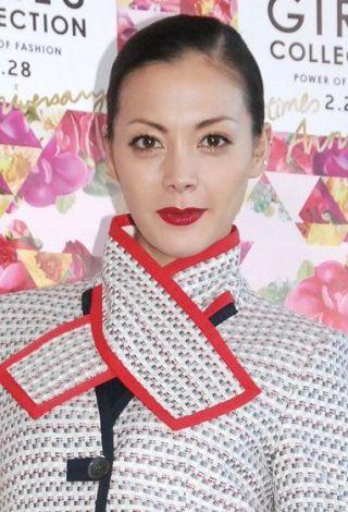 生まれ育った渋谷区の成人式にサプライズ出演した土屋アンナ (C)ORICON NewS inc.