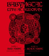 Blu-ray『LIVE AT BUDOKAN 〜RED NIGHT & BLACK NIGHT APOCALYPSE〜』が週間BD総合1位