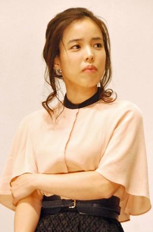 映画『深夜食堂』完成披露イベントに出席した安藤玉恵 (C)ORICON NewS inc.