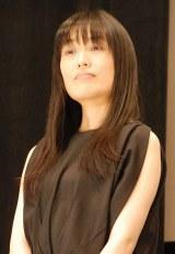 映画『深夜食堂』完成披露イベントに出席した吉本菜穂子 (C)ORICON NewS inc.