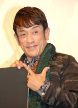 クリス松村=映画『アップルシード アルファ』(17日公開)公開記念イベントに出席したクリス松村 (C)ORICON NewS inc.