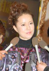 石井光三さんの訃報にコメントを発表した磯野貴理子 (C)ORICON NewS inc.