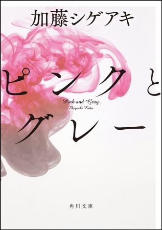 映画化が決定した加藤シゲアキの処女小説『ピンクとグレー』