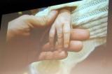 愛娘との写真を公開した小栗旬=ニコン『2015年新製品発表会』 (C)ORICON NewS inc.