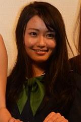 映画『でーれーガールズ』完成披露舞台あいさつに出席した桃瀬美咲 (C)ORICON NewS inc.